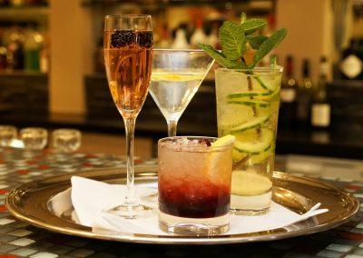Festive Canapes & Cocktails
