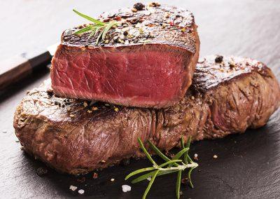 Wednesday is steak night